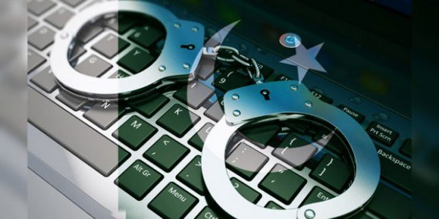 cyber crimes pakistan bill